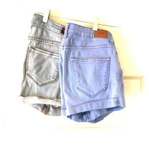 Bundle of BDG Shorts